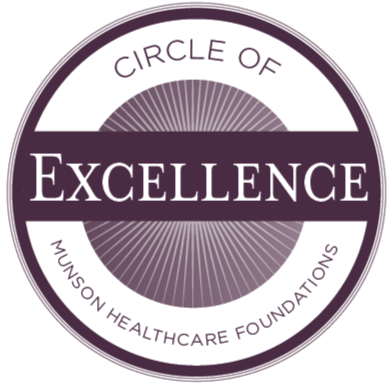 Circle of Excellece at Munson Healthcare Foundations