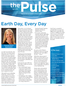 The Pulse - April 2018